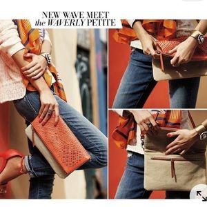 Stella & Dot Waverly Petite 3-Way Crossbody Bag